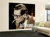 Bill Evans - The Best of Bill Evans Wall Mural – Large