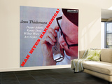 Toots Thielemans - Man Bites Harmonica! Wall Mural – Large