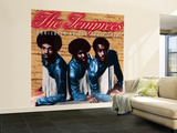 The Temprees - Dedicated to the One I Love Wall Mural – Large