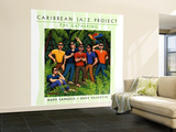Caribbean Jazz Project - The Gathering Wall Mural – Large