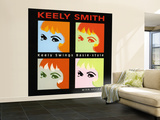 Keely Smith - Keely Swings Basie-style Wall Mural – Large