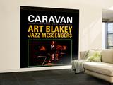 Art Blakey & The Jazz Messengers - Caravan Wall Mural – Large
