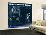 Dave Brubeck Quartet - Featuring Paul Desmond in Concert Wall Mural – Large
