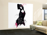 Dance me to the end of love Wall Mural – Large by Manuel Rebollo