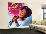 Ella Fitzgerald - All That Jazz Wall Mural – Large