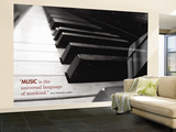 Music Wall Mural – Large