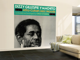 Dizzy Gillespie and Machito - Afro-Cuban Jazz Moods Wall Mural – Large