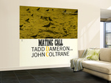Tadd Dameron with John Coltrane - Mating Call Wall Mural – Large