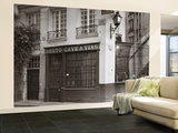 Cafe/Brasserie, Ile De La Cite, Paris, France Wall Mural – Large by Jon Arnold