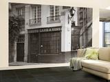 Cafe/Brasserie, Ile De La Cite, Paris, France Wall Mural – Large by Jon Arnold
