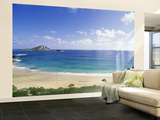 Makapuu Beach, Hawaii, USA Wall Mural – Large by Douglas Peebles