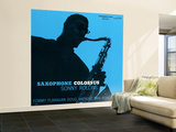 Sonny Rollins - Saxophone Colossus Wall Mural – Large