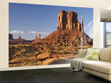 Inner Canyon Landscape, West Mitten Wall Mural – Large by John Elk III