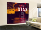 The Stax Story Wall Mural – Large