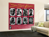 The Stax Soul Brothers Wall Mural – Large