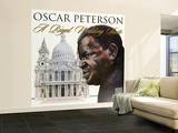 Oscar Peterson - A Royal Wedding Suite Wall Mural – Large