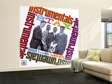 Booker T. & the MGs with the Mar-Keys - Stax Instrumentals Wall Mural – Large