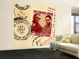 Thelonious Monk with John Coltrane - The Complete 1957 Riverside Recordings Wall Mural – Large