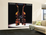 L. Subramaniam - Conversations Wall Mural – Large