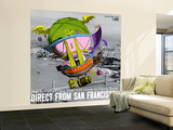 Bob Scobey - Direct from San Francisco Wall Mural – Large