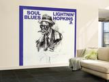 Lightnin' Hopkins - Soul Blues Wall Mural – Large