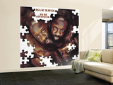 Isaac Hayes - To Be Continued Wall Mural – Large