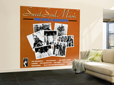 Sweet Soul Music Wall Mural – Large