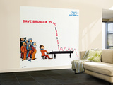 Dave Brubeck - Plays and Plays and Plays Wall Mural – Large