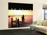 Ed Calle - Sunset Harbor Wall Mural – Large