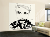 Pearls Wall Mural – Large by Manuel Rebollo