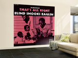 Blind Snooks Eaglin - That's All Right Wall Mural – Large