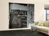 Red Garland - Groovy Reproduction murale XXL