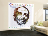 Chico O'Farrill - Pure Emotion Wall Mural – Large