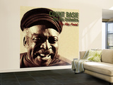 Count Basie - On the Road Wall Mural – Large