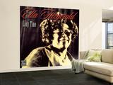 Ella Fitzgerald - Lady Time Wall Mural – Large
