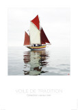 Voile de Tradition II Kunstdruck von Philip Plisson