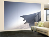 View Out of the Window of a Boeing 777 Wall Mural – Large by Jon Arnold