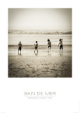 Bain de Mer I Poster by Philip Plisson