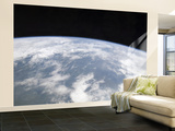 View of Planet Earth from Space Wall Mural – Large