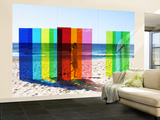 Sculpture by the Sea, from Bondi to Tamarama Coastal Walk Wall Mural – Large by Oliver Strewe