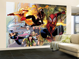 Ultimate Comics Spider-Man No.1 Cover: Spider-Man Wall Mural – Large by David LaFuente