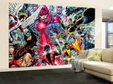 X-Men : Days Of Future Past Wrap Cover Cover: Wolverine Wall Mural – Large by John Byrne