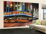 Manhattan, Radio City Music Hall, New York City, New York State, USA Wall Mural – Large