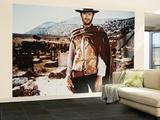 Clint Eastwood Vægplakat, stor