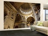 St Peter's Basilica Wall Mural – Large by Richard l'Anson