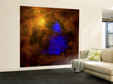 The Orion Nebula Wall Mural – Large