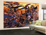 New Avengers 50 Cover: Wolverine Wall Mural  Large by Billy Tan