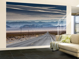 Spring Mountains in Nevada with Charleston Peak at Right Wall Mural – Large by Witold Skrypczak