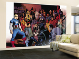 Siege No.2 Group: Captain America Wall Mural – Large by Olivier Coipel