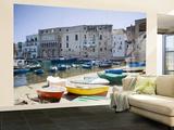 Old Harbour Fototapete – groß von Pamela Valente